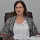 Dr. Elisabeta Kafia : Përgjegjëse  Departamentit të Psikologjisë së Përgjithshme