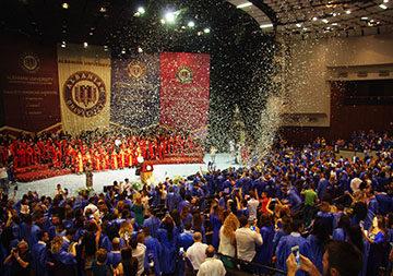 Why Albanian University?